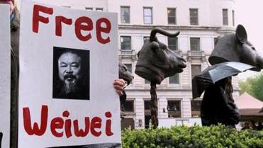 "A segment on Chinese artist and dissident Ai Weiwei in PBS's ""Art in the 21st Century."""